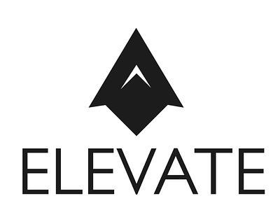 Elevate Logo Concept branding visual concept logo concept elevate logo