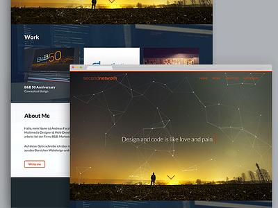 secondnetwork | Website developer webdesign website
