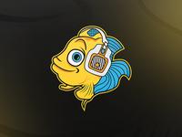 FI5HH Mascot Logo