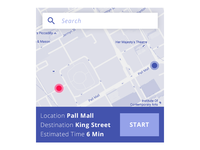 Location Tracker - Daily UI #020