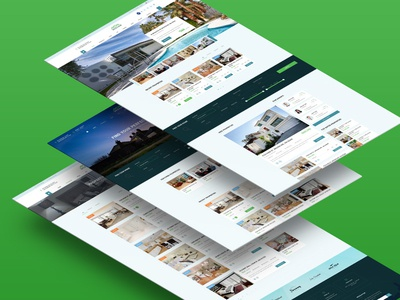 Space Home - Real Estate WordPress Theme advanced search agent business clean corporate flat homes listing modern real estate realtor realty