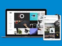 Nish - Creative Portfolio Template