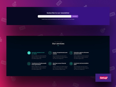 Setup - High-Performing Website Theme