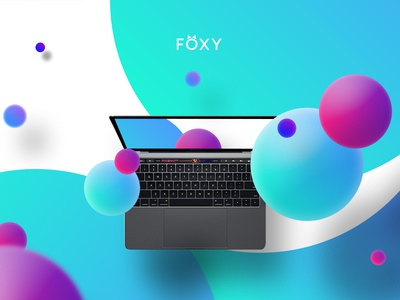 Foxy - Modern Smart WebDesign creative modern agency ui ux design inspiration webdesign design theme