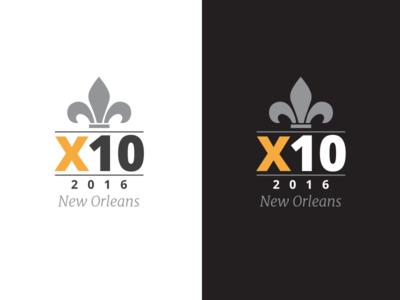 X10 Logo