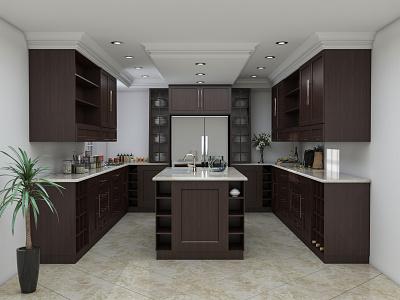 3ds max 05 kitchen interior design design 3dsmax 3d