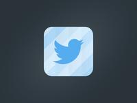 Twitter Mirror App Icon