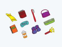 Illustrations for Kids Website