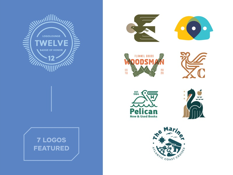 LogoLounge Vol. 12 logos logolounge mark icon logo design logo