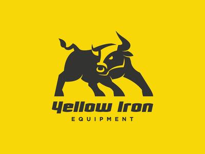 Yellow Iron Logo