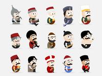 Ottomans 2