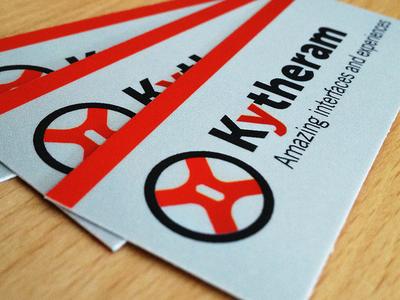 Kytheram Business Cards