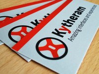 Kytheram Business Cards