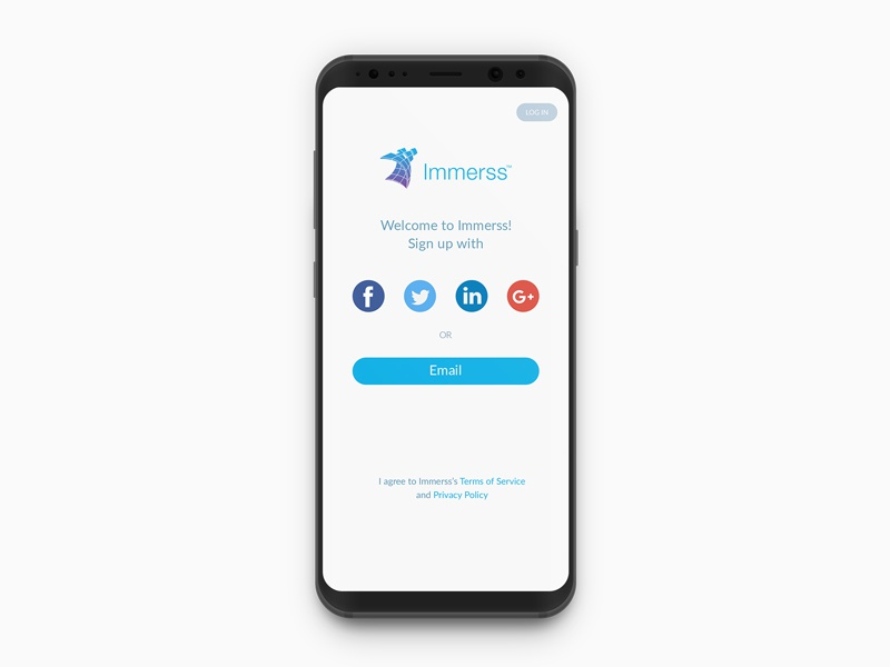 Sign Up create account email signup account sleek simple clean app design mobile social media sign up design sign up signup page app signup
