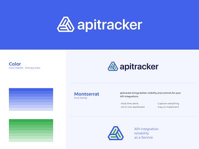 apitracker logo design controls manager apitracker api app logodesign design logo 3whales