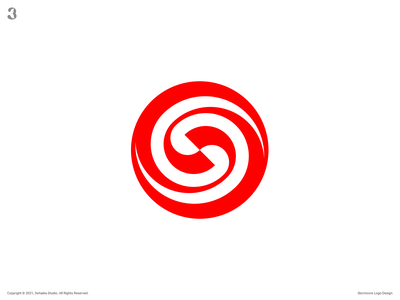 Stormcore Logo skateboards drive logodesign motionlogo controller motor design logo 3whales