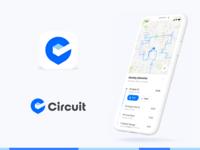 Circuit logo rebrand