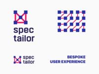 Spectailor logo design
