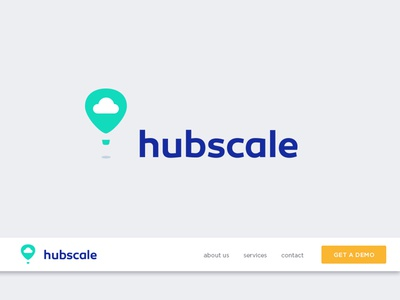 Hubscale Logo