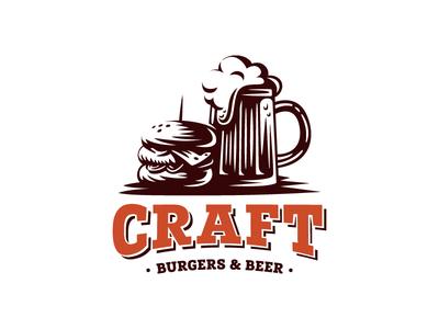 Craft burgers & beer