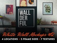 'Wallderful' Mockups Color Series