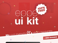 Eppe ui kit dribbble preview