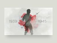 World War II motion concept 03