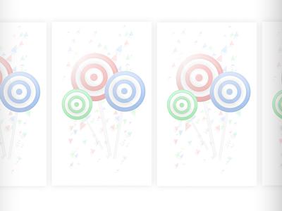 Sparkl Candy candy illustration vector design