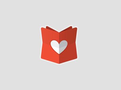 flatmate Icon ios icon flat heart love
