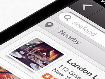 Small location based ios app
