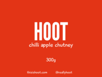 Chilli Apple Chutney