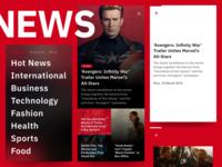 News App Exploration