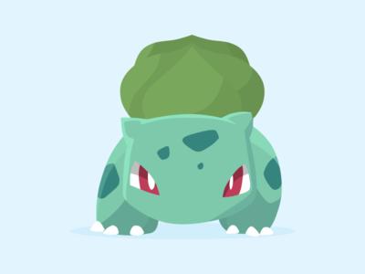 Bulbasaur — Illustration