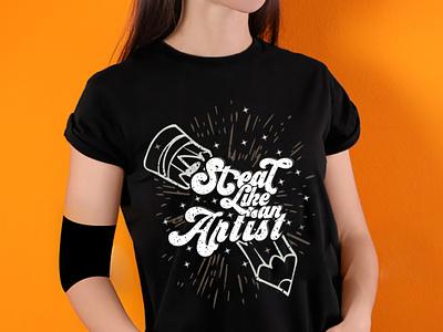 Typography Custom T-shirt Designs. design free tshirt mocup tshirt design custom t-shirt design typography illustration