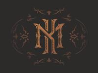 M & K Monogram