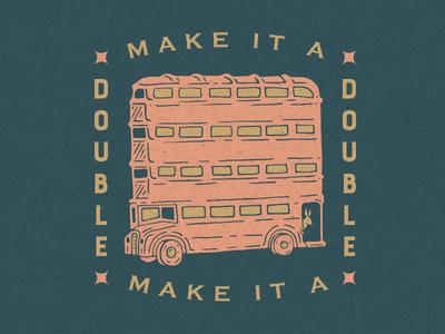 Fling Craft Cocktails  ::  Double Double Decker Bus