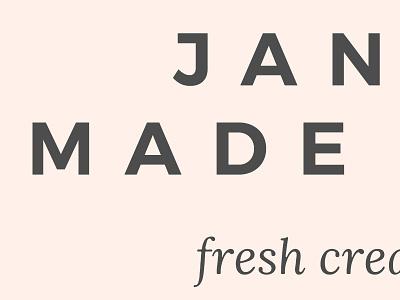 Font Pairing serif sans serif montserrat lora pink layout typeface typography font