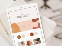 Brand outtake
