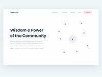 TomoGlobal Landing Page