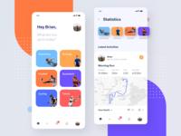 Active Lifestyle - App