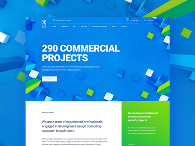 Corporate web design corporate ux ui web design web colourful