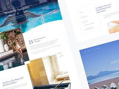 Quiero - Beauty Spa & Wellness Resort themeforest wordpress corporate ui minimal web design web