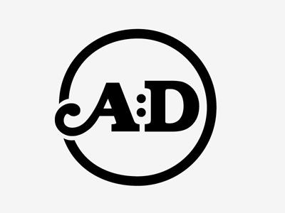 AD logo - Bookman