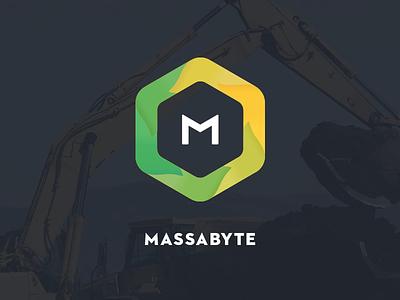 Massabyte logo app icon