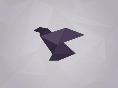 Origami Logo origami logo mark