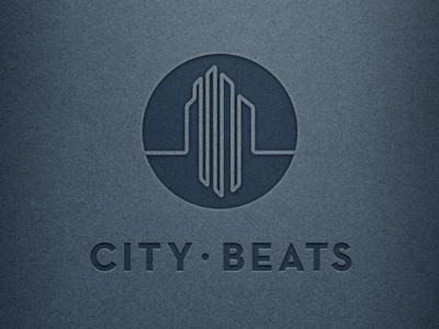city beats logo city beats