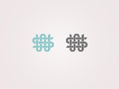 SW monogram personal monogram logo