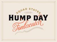 Hump Day Fontacular