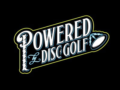 Powered by Disc Golf