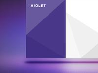 Violet Branding Exercise